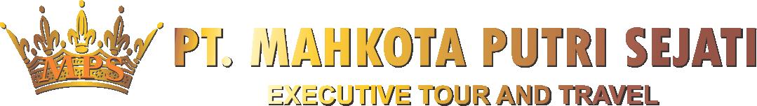 logo mahkota tour